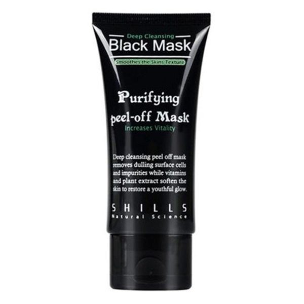 Deep cleaning facial mask